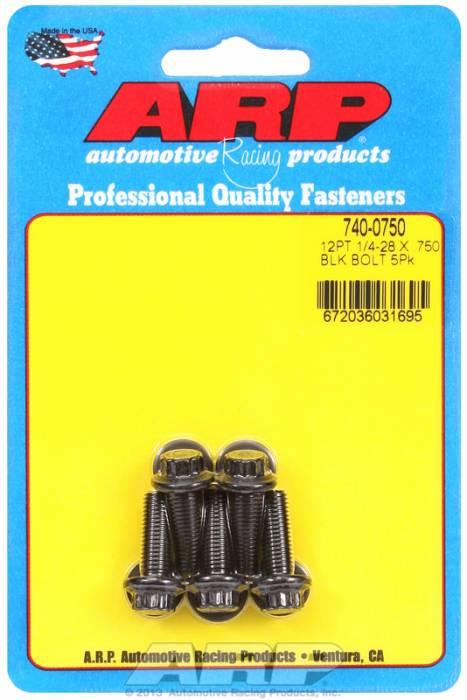 ARP - ARP7400750 - 1/4'-28 X .750 12PT