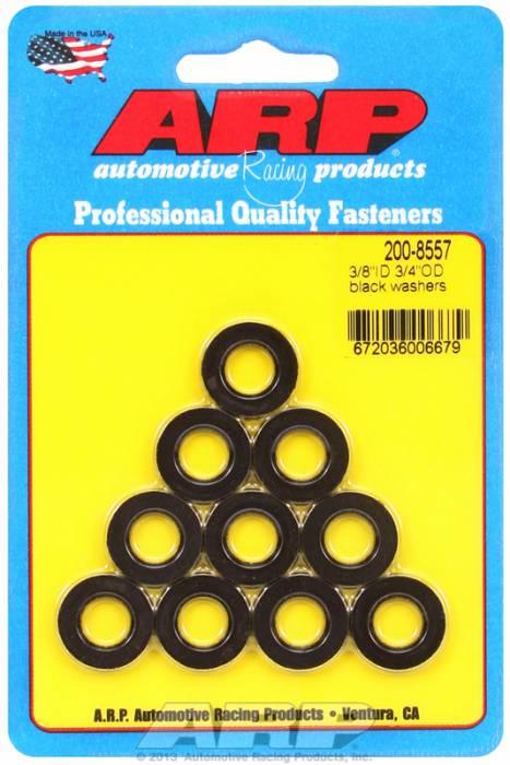 """ARP - ARP2008557 - """"3/8""""""""Id 3/4""""""""Od Black"""""""