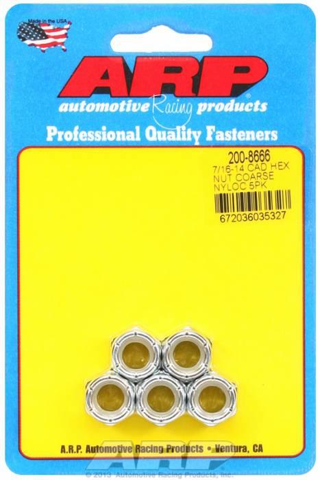 ARP - ARP2008666 - 7/16-14 CAD COARSE N