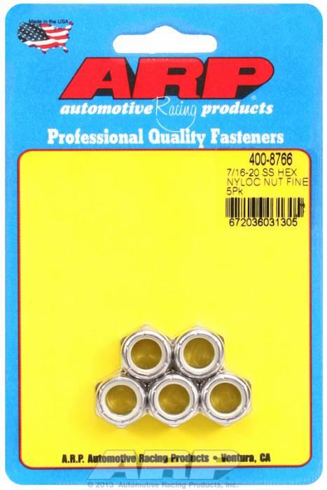 """ARP - ARP4008766 - """"7/16""""""""20 SS FINE HEX"""""""
