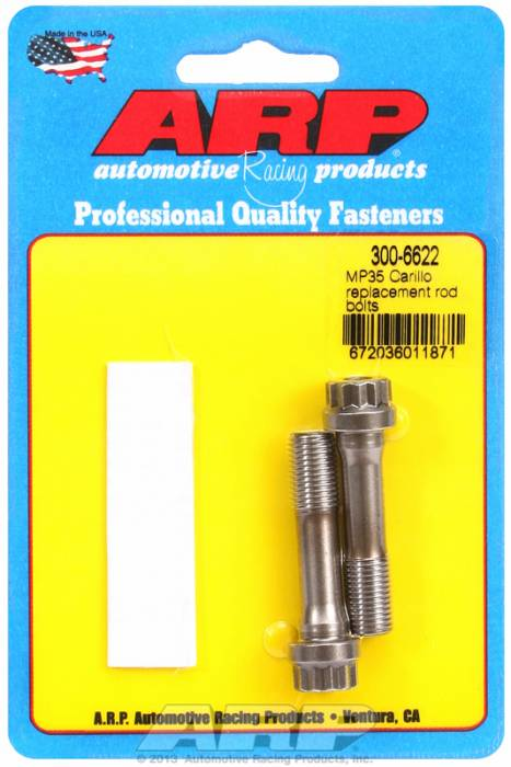 ARP - ARP3006622 - ARP3.5 Carillo replacement rod bolts