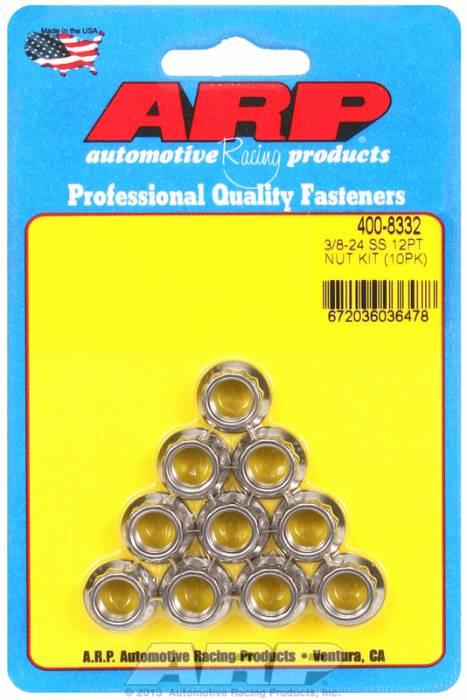 ARP - ARP4008332 - NUT KIT