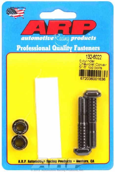 ARP - ARP1326022 - ARP-Rod Bolts-High Performance Wave-Loc -Corvair Engine- 2 Pieces