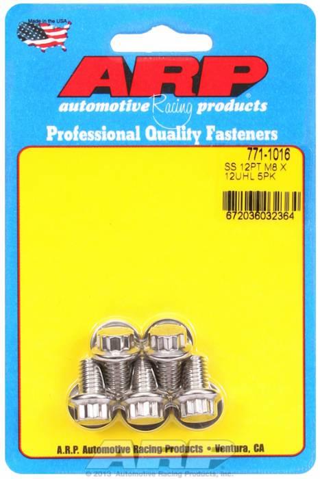 ARP - ARP7711016 - M8X1.25X12 12PT SS B