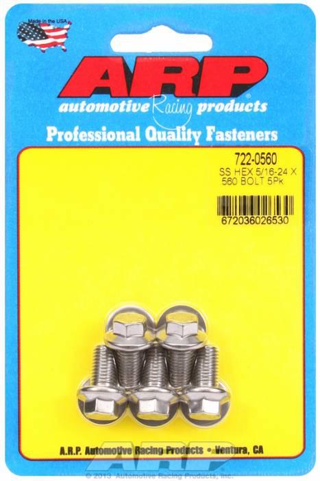 """ARP - ARP7220560 - """"5/16""""""""-24 X .560 HEX"""""""