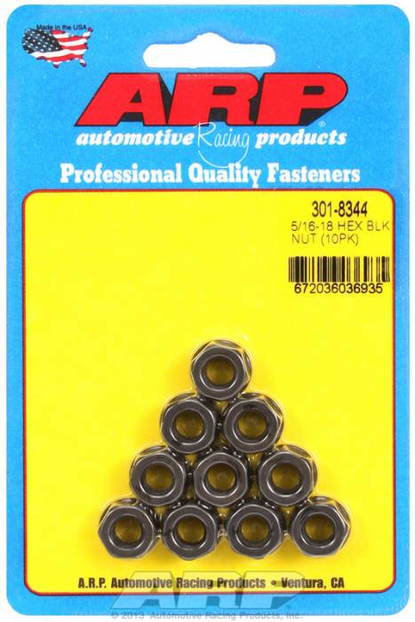 ARP - ARP3018344 - NUT KIT