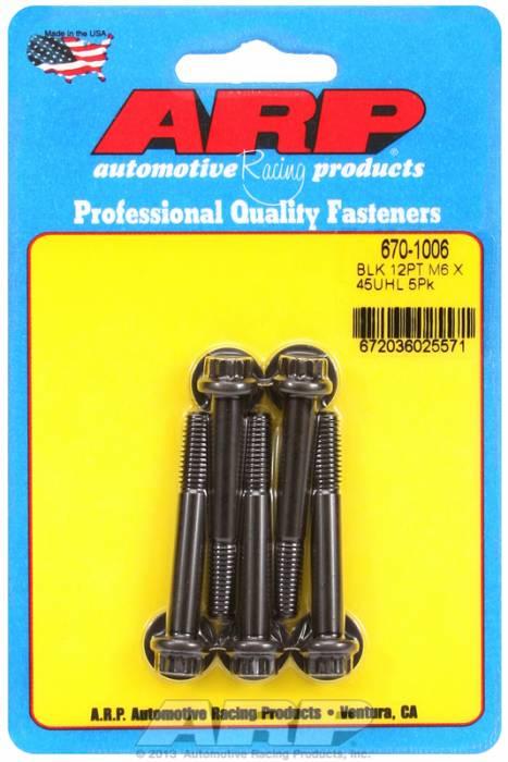ARP - ARP6701006 - M6 X 1.00 X 45 12PT