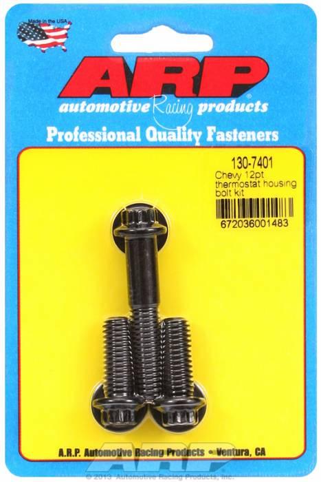 ARP - ARP1307401 - Chevy 12Pt Thermostat Housing Bolt Kit