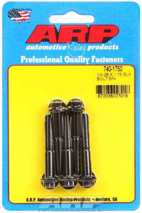 "ARP - ARP7401750 - ""1/4""""-28 X 1.750 12Pt"""