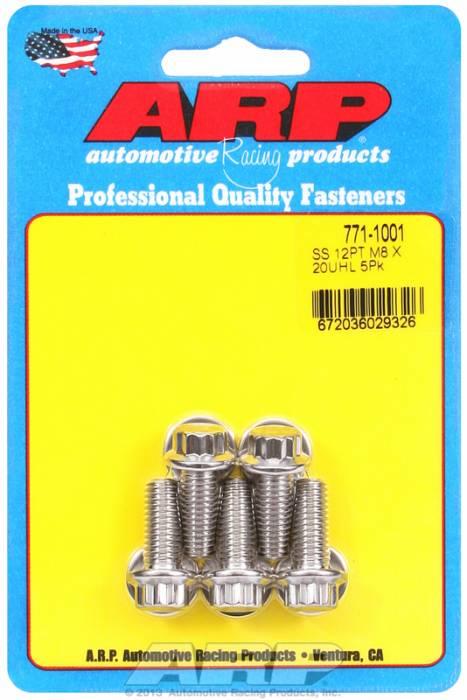 ARP - ARP7711001 - M8 X 1.25 X 20 12PT