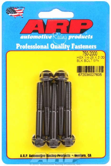 """ARP - ARP7502000 - """"1/4""""""""-28 X 2.000 HEX"""""""