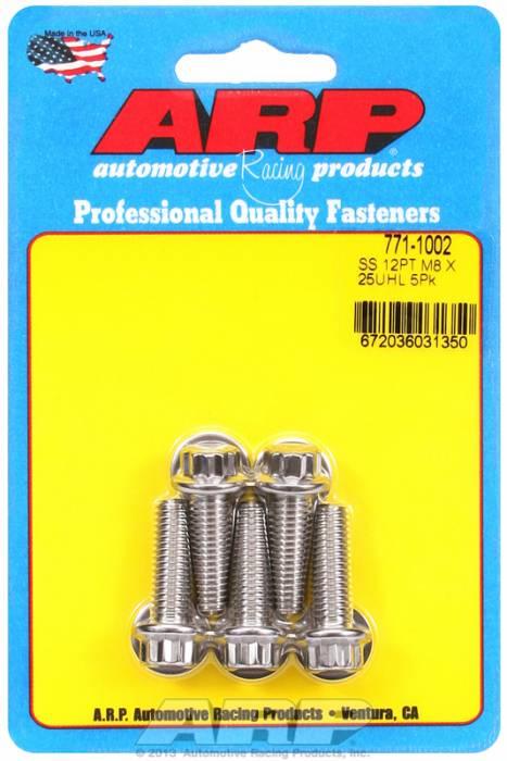 ARP - ARP7711002 - M8 X 1.25 X 25 12Pt