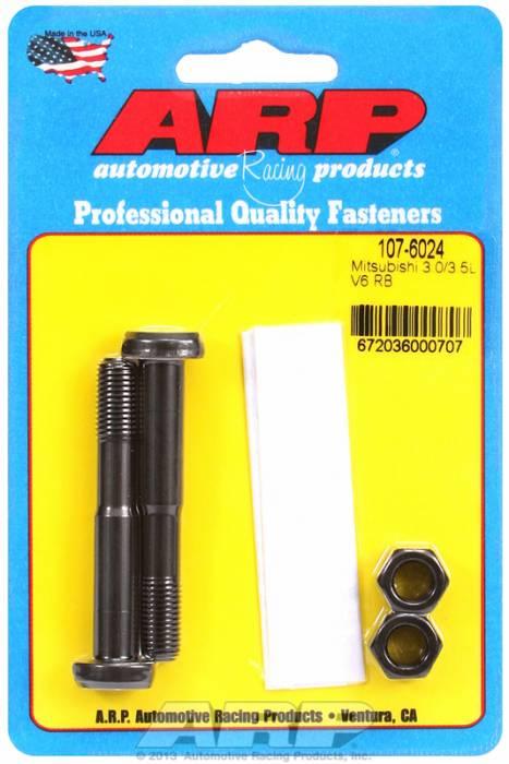 ARP - ARP1076024 - ARP High Performance Rod Bolts- Mitsubishi 3.0L,3.5L,6G74-2 Pieces