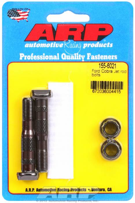 ARP - ARP1556021 - ARP High Performance Rod Bolts- Ford 428 Cobra Jet- 2 Pieces