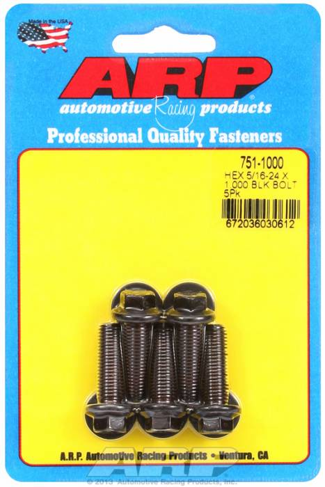 """ARP - ARP7511000 - """"5/16""""""""-24 X 1.000 HEX"""""""