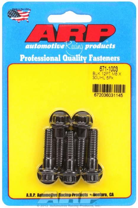 ARP - ARP6711003 - M8 X 1.25 X 30 Black