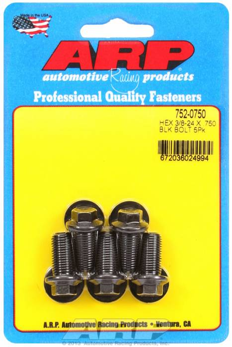 "ARP - ARP7520750 - ""3/8""""-24 X .750 Hex B"""