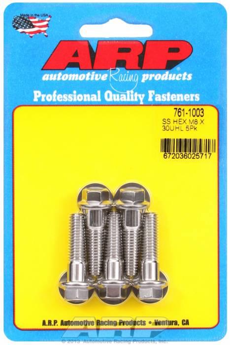 ARP - ARP7611003 - M8 X 1.25 X 30 HEX S
