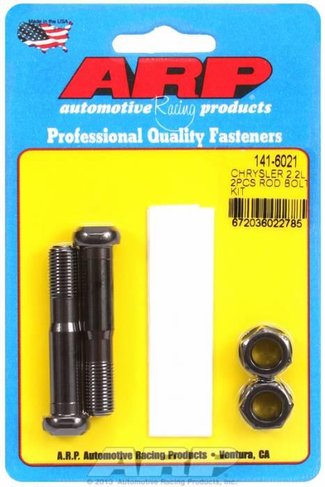 ARP - ARP1416021 - ARP-Rod Bolts-High Performance-Chrysler 2.2L-2 Pieces
