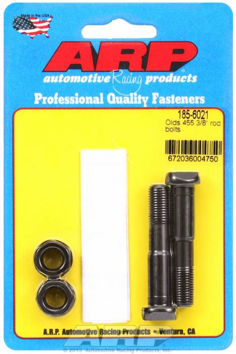 ARP - ARP1856021 - ARP High Performance Rod Bolts- Oldsmobile 455-2 Pieces