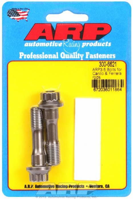 ARP - ARP3006621 - ARP3.5 bolts for Carillo & Ferrera rods