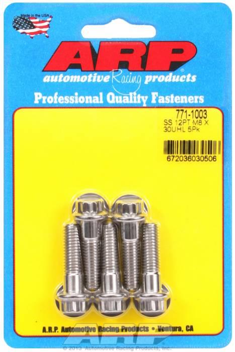 ARP - ARP7711003 - M8 X 1.25 X 30 12PT