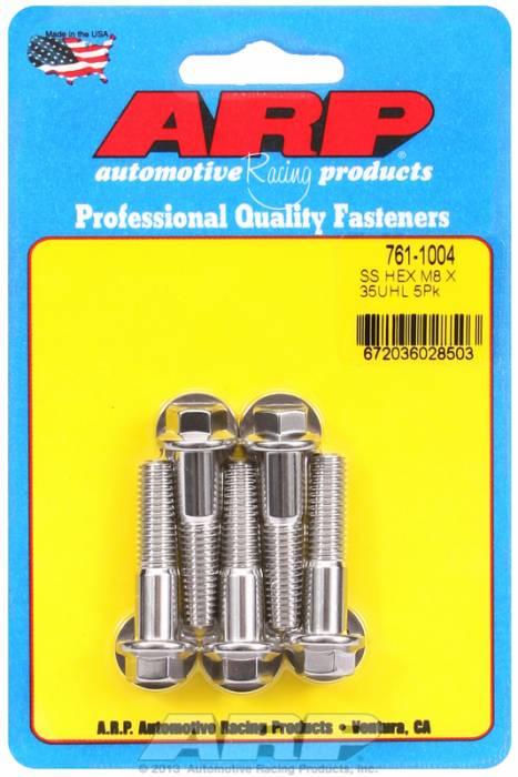 ARP - ARP7611004 - M8 X 1.25 X 35 Hex S
