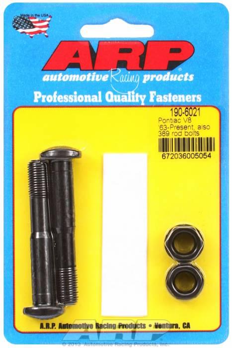 "ARP - ARP1906021 -  ARP High Performance Rod Bolts- Pontiac 326,389,400,455 (3/8""),63' To Present -2 Pieces"