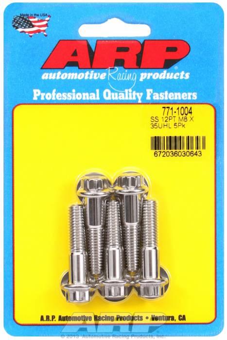 ARP - ARP7711004 - M8 X 1.25 X 35 12Pt