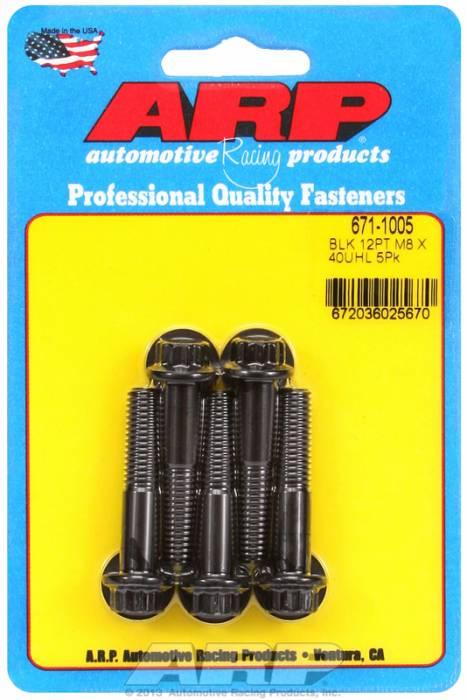 ARP - ARP6711005 - M8 X 1.25 X 40 12PT