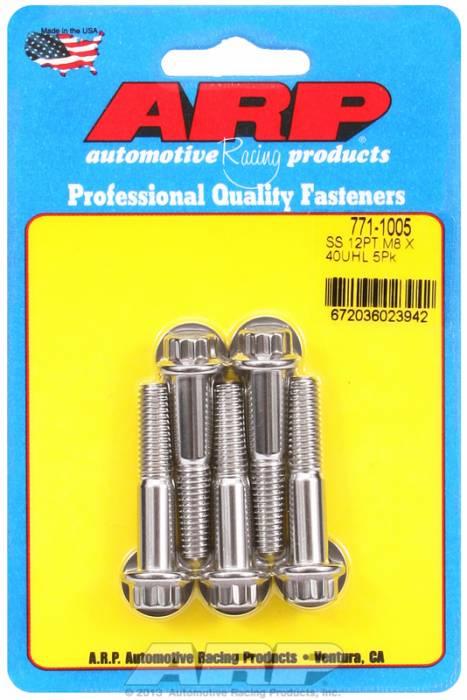 ARP - ARP7711005 - M8 X 1.25 X 40 12PT