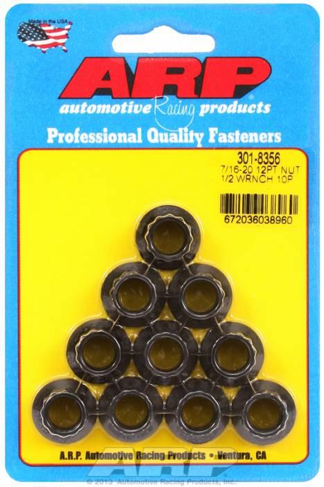 ARP - ARP3018356 - NUT KIT