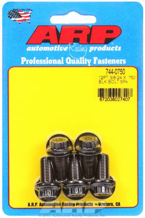 "ARP - ARP7440750 - ""3/8""""-24X.750 12Pt 7/"""