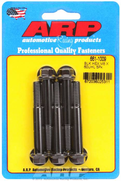 ARP - ARP6611009 - M8 X 1.25 X 60 Hex B