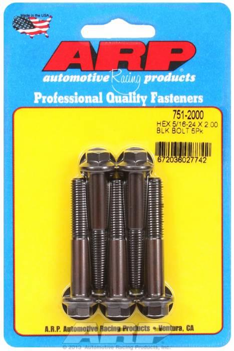 """ARP - ARP7512000 - """"5/16""""""""-24 X 2.000 HEX"""""""