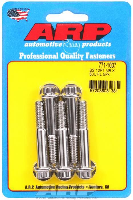 ARP - ARP7711007 - M8 X 1.25 X 50 12PT