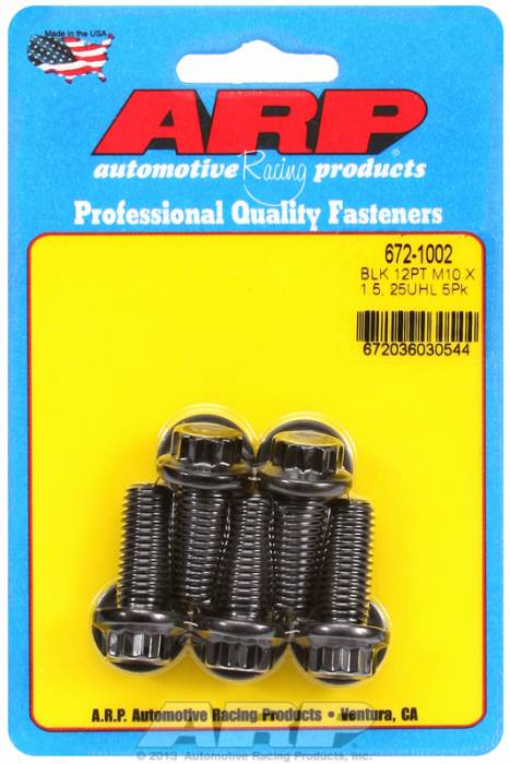 ARP - ARP6721002 - M10 X 1.50 X 25 12PT