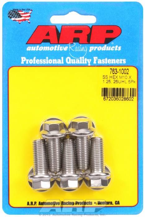 ARP - ARP7631002 - M10 X 1.25 X 25 HEX