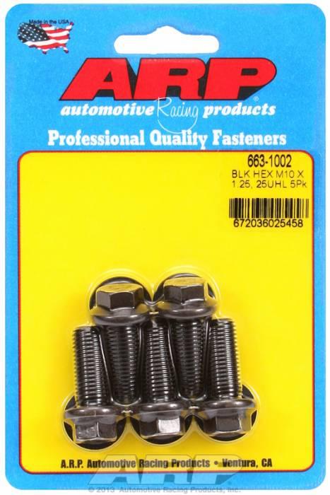 ARP - ARP6631002 - M10 X 1.25 X 25 Hex