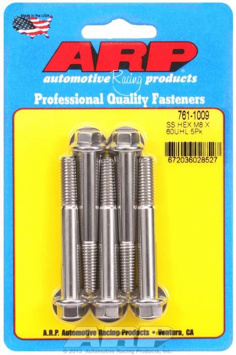 ARP - ARP7611009 - M8 X 1.25 X 60 HEX S