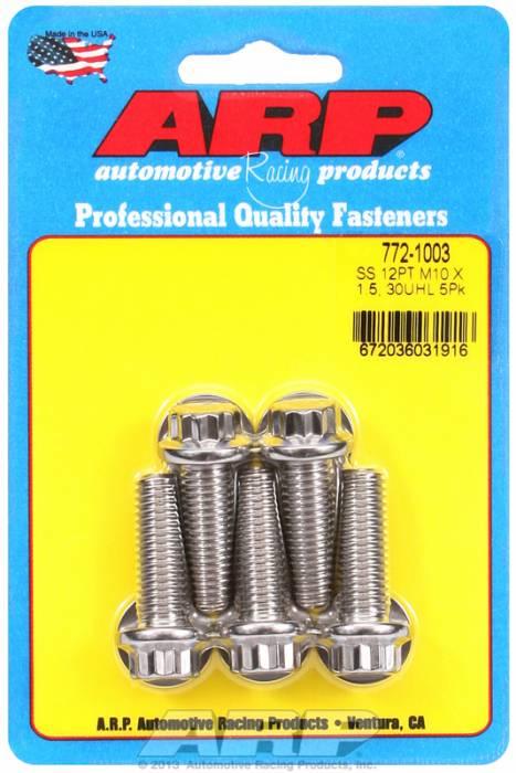 ARP - ARP7721003 - M10 X 1.50 X 30 12PT