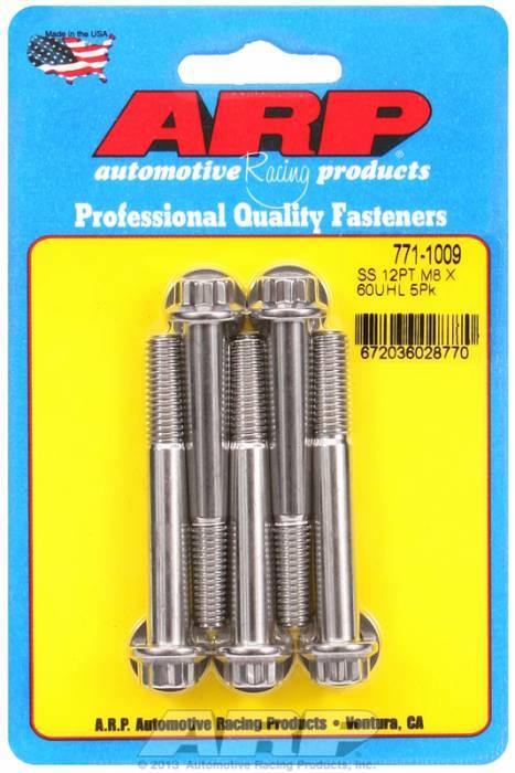 ARP - ARP7711009 - M8 X 1.25 X 60 12PT