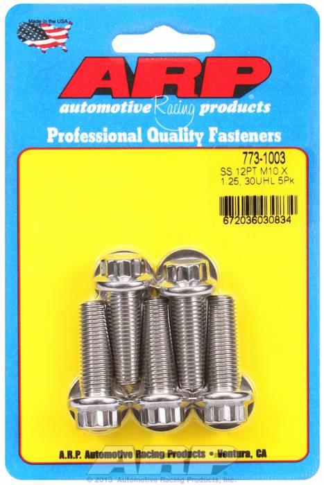 ARP - ARP7731003 - M10 X 1.25 X 30 12PT