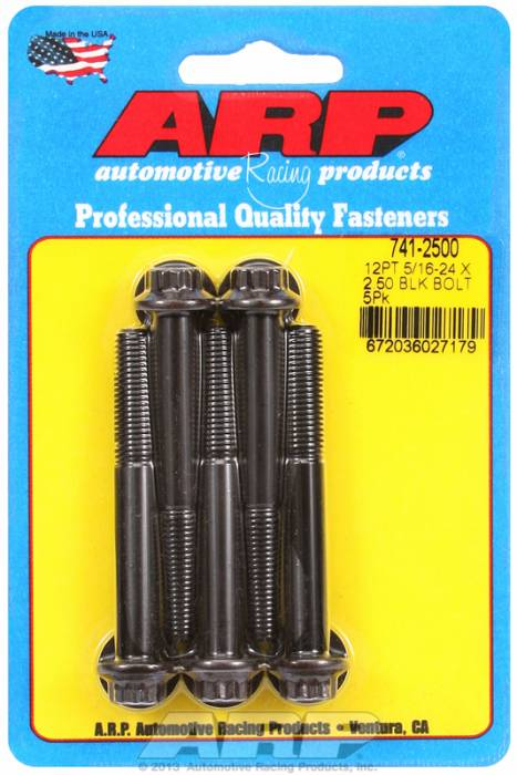 "ARP - ARP7412500 - ""5/16""""-24 X 2.500 12P"""