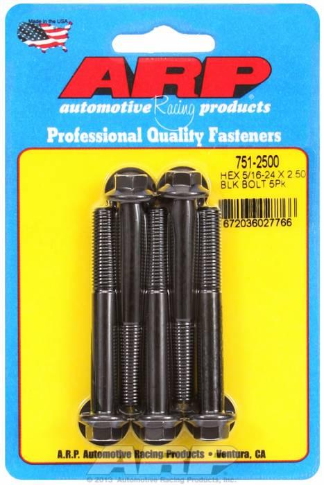 """ARP - ARP7512500 - """"5/16""""""""-24 X 2.500 HEX"""""""
