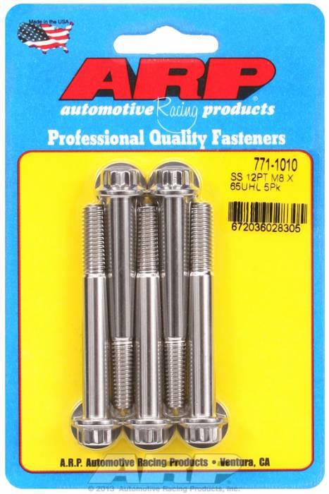 ARP - ARP7711010 - M8 X 1.25 X 65 12PT