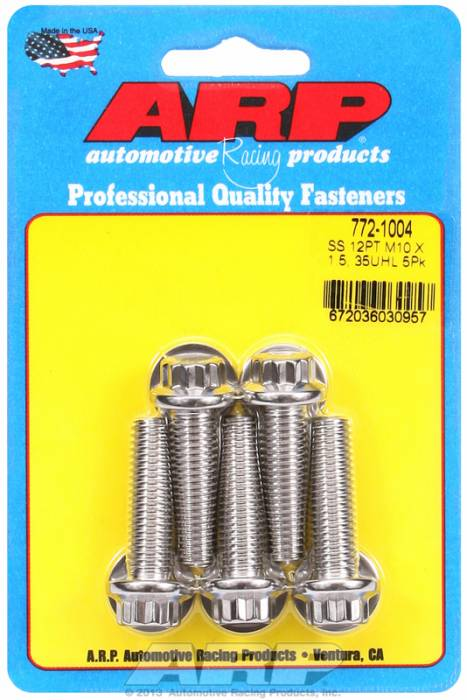 ARP - ARP7721004 - M10 X 1.50 X 35 12PT