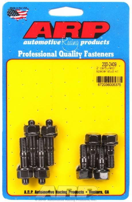 ARP - ARP2002409 - ARP Stud Kit For Moroso 65000 Carb Spacer.