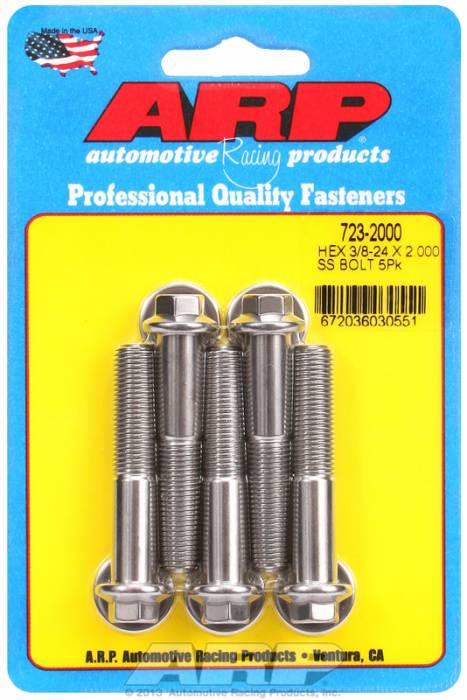 """ARP - ARP7232000 - """"3/8""""""""-24 X 2.000 HEX"""""""