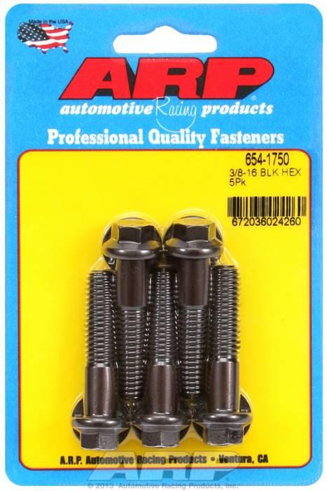 """ARP - ARP6541750 - """"3/8""""""""-16X1.750 HEX 7/"""""""